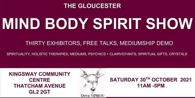 Gloucester Mind Body Spirit Show