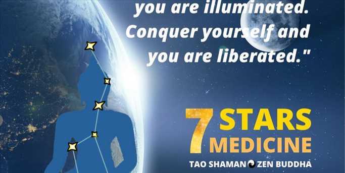 AWAKENED HEALER SEVEN STARS MEDICINE BUDDHA - Online Workshop Live -