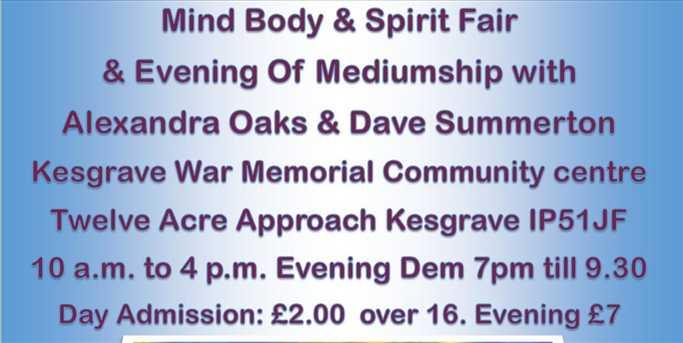Spirit Family Mind Body Spirit Fair