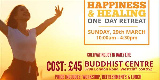 Happyiness and Healing One Day Retreat