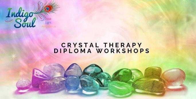 Crystal Therapy Diploma Workshops