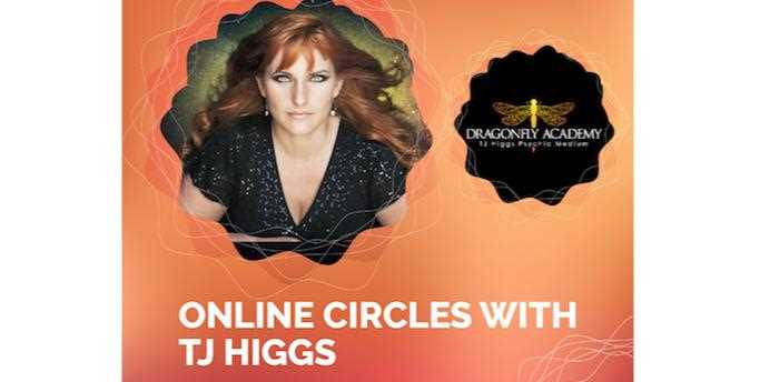 Online Circles with TJ Higgs - Circles run for 4 weeks.