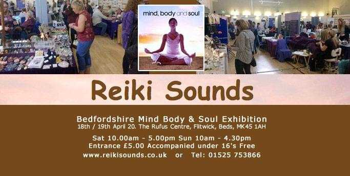 THIS EVEBT HAS NOW BEEN CANCELLED  Mind Body & Soul Fair - 18th/19th (20th Year)