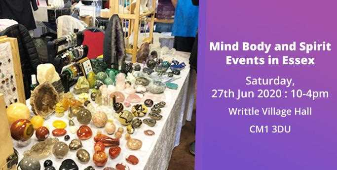 Mind Body and Spirit Holistic Day is Cancelled - Back in September.
