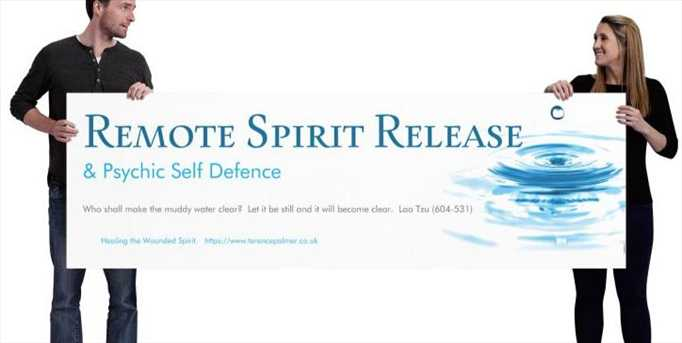 Remote Spirit Release - October Workshop