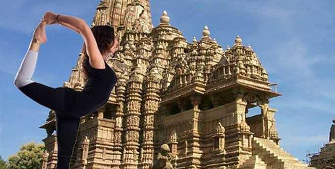 200-Hour Yoga Teacher Training In Khajuraho