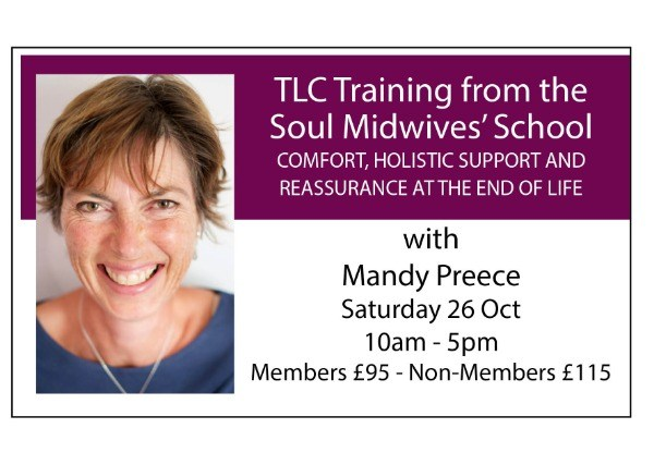 TLC Training from the Soul Midwives' School: Comfort, Holistic Support and Reassurance