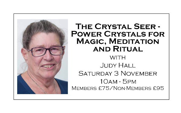 The Crystal Seer - Power Crystals for Magic, Meditation and Ritual