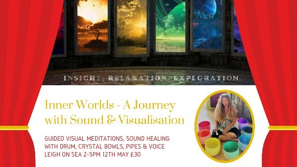 Inner Worlds - A journey into Visualisation & Sound