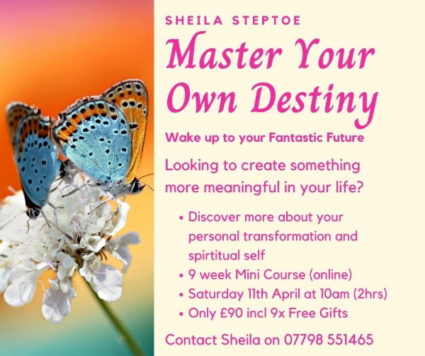 Master Your Own Destiny