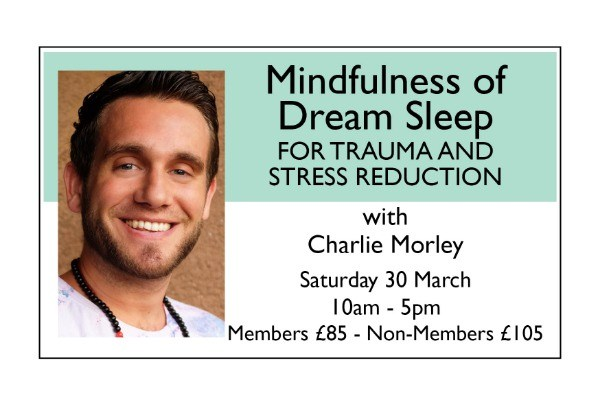 Mindfulness of Dream and Sleep - FOR TRAUMA AND STRESS REDUCTION