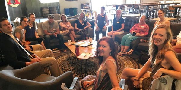 Wellness Wednesday - Boulder Networking!
