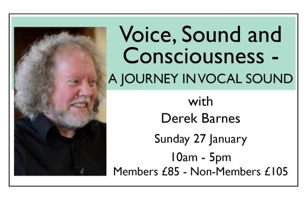 Voice, Sound and Consciousness - A JOURNEY IN VOCAL SOUND