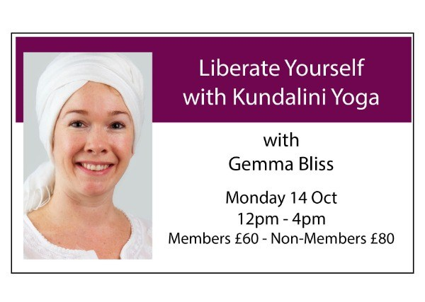Liberate Yourself with Kundalini Yoga