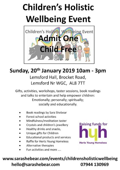 Children's Holistic Wellbeing Event