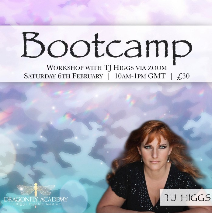 Boot Camp - Saturday 6th February 2021 - 10AM - 1PM UK Time - £30