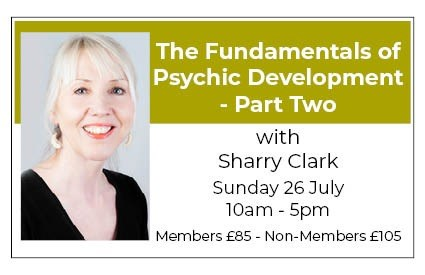 The Fundamentals of Psychic Development - Part Two