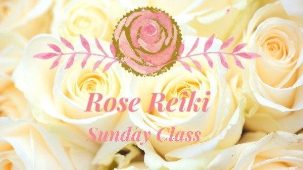 Rose Reiki Attunement Via Zoom