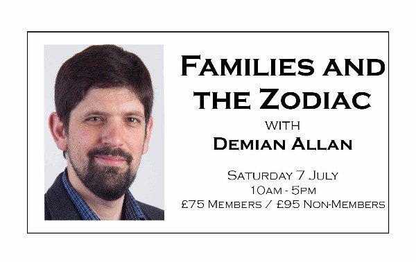 Families and the Zodiac