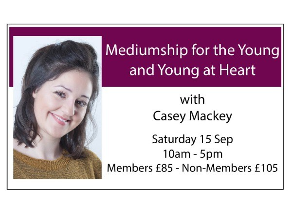 Mediumship for the Young and Young at Heart