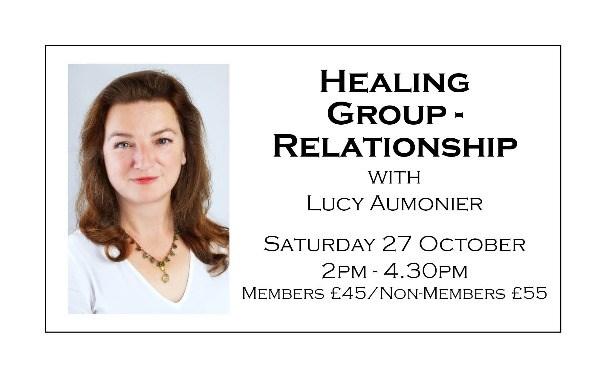 Healing Group: Relationship
