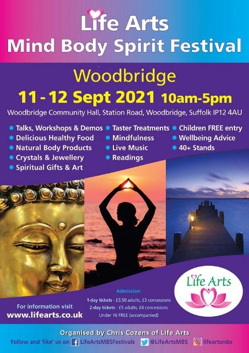 Woodbridge Mind Body Spirit Festival