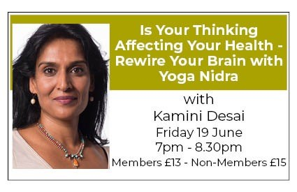 Is Your Thinking Affecting Your Health? REWIRE YOUR BRAIN WITH YOGA NIDRA