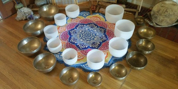 Sacred Sound Meditation & Healing Circle