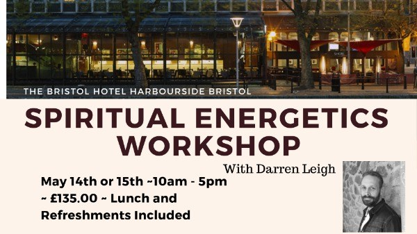 Spiritual Energetics Workshop