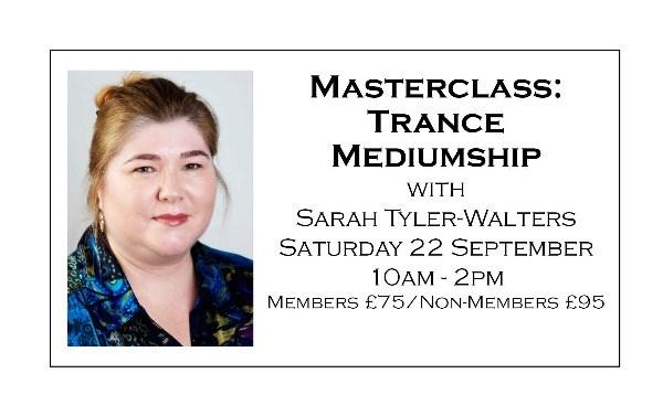 Masterclass: Trance Mediumship