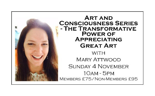 Art and Consciousness Series - The Transformative Power of Appreciating Great Art