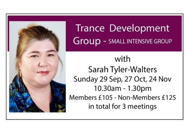 Trance Development - Small Intensive Group