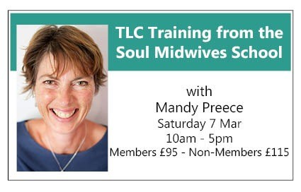 TLC Training from the Soul Midwives School - COMFORT, HOLISTIC SUPPORT AND REASSURANCE AT THE END OF LIFE