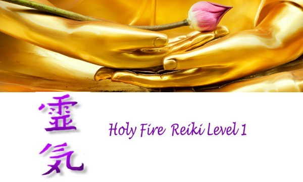 Holy Fire Reiki Level 1