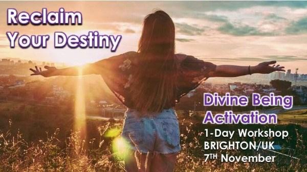 Divine Being Activation