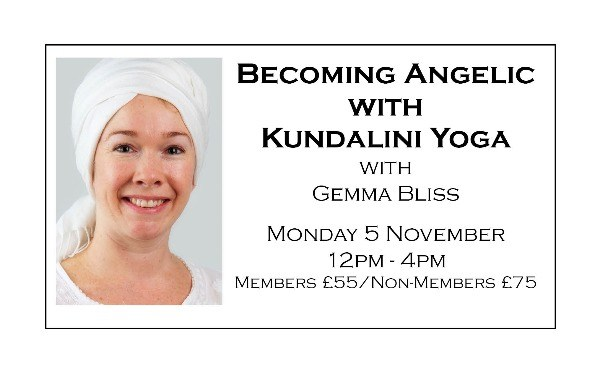 Become Angelic with Kundalini Yoga