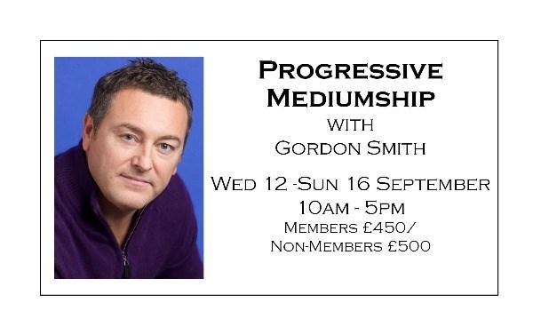 Progressive Mediumship