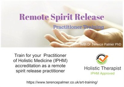 Remote Spirit Release - June Workshop