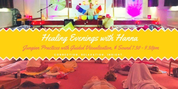 Healing Evening with Guided Visualisation and Gong Bath