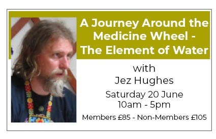 A Journey around the Medicine Wheel - The Element of Water
