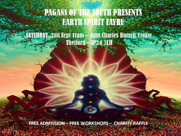 Pagans of the South presents an Earth Spirit Fayre