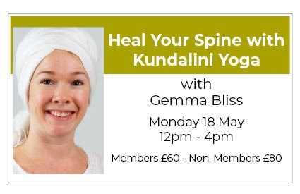 Heal Your Spine with Kundalini Yoga