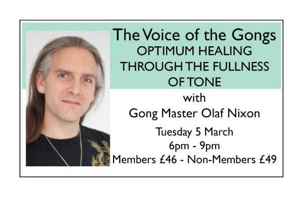 The Voice of the Gongs: OPTIMUM HEALING THROUGH THE FULLNESS OF TONE