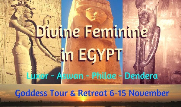 Goddess Retreat EGYPT