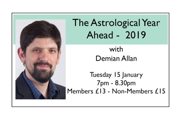 The Astrological Year Ahead - 2019