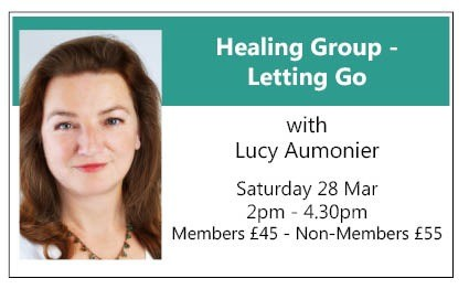 Healing Group: Letting Go