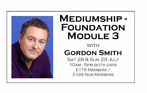 Mediumship - Foundation Module Three