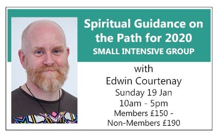 Spiritual Guidance on the Path - SMALL INTENSIVE GROUP