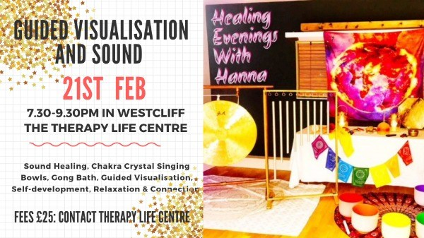 Healing Evening: Guided Visualisation & Sound
