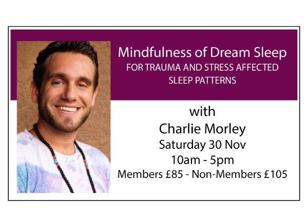 Mindfulness of Dream Sleep - for Trauma and Stress Affected Sleep Patterns